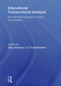 『Educational Transactional Analysis』ITAA教育分野教授 共著(Routledge,UK)